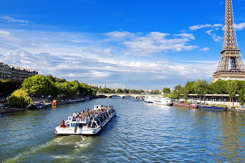 Private Paris tour & Seine cruise