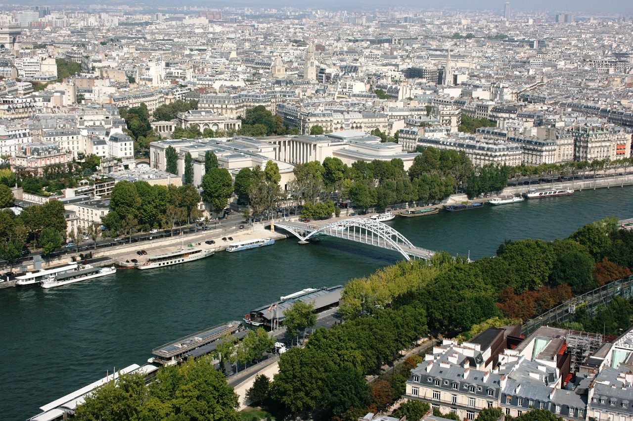 Paris tour & cruise