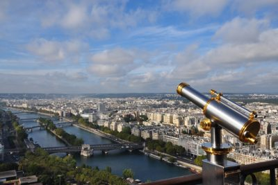 Paris tour & Eiffel Tower summit