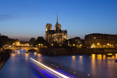 Paris night tour & cruise