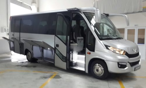 Transferts en minibus, Roissy CDG, Orly ... - Paris Connection