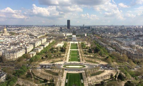 Paris tour with Eiffel Tower