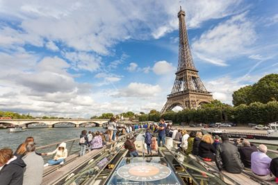 Paris tour & Seine cruise