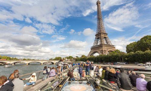 Paris tour & Seine cruise