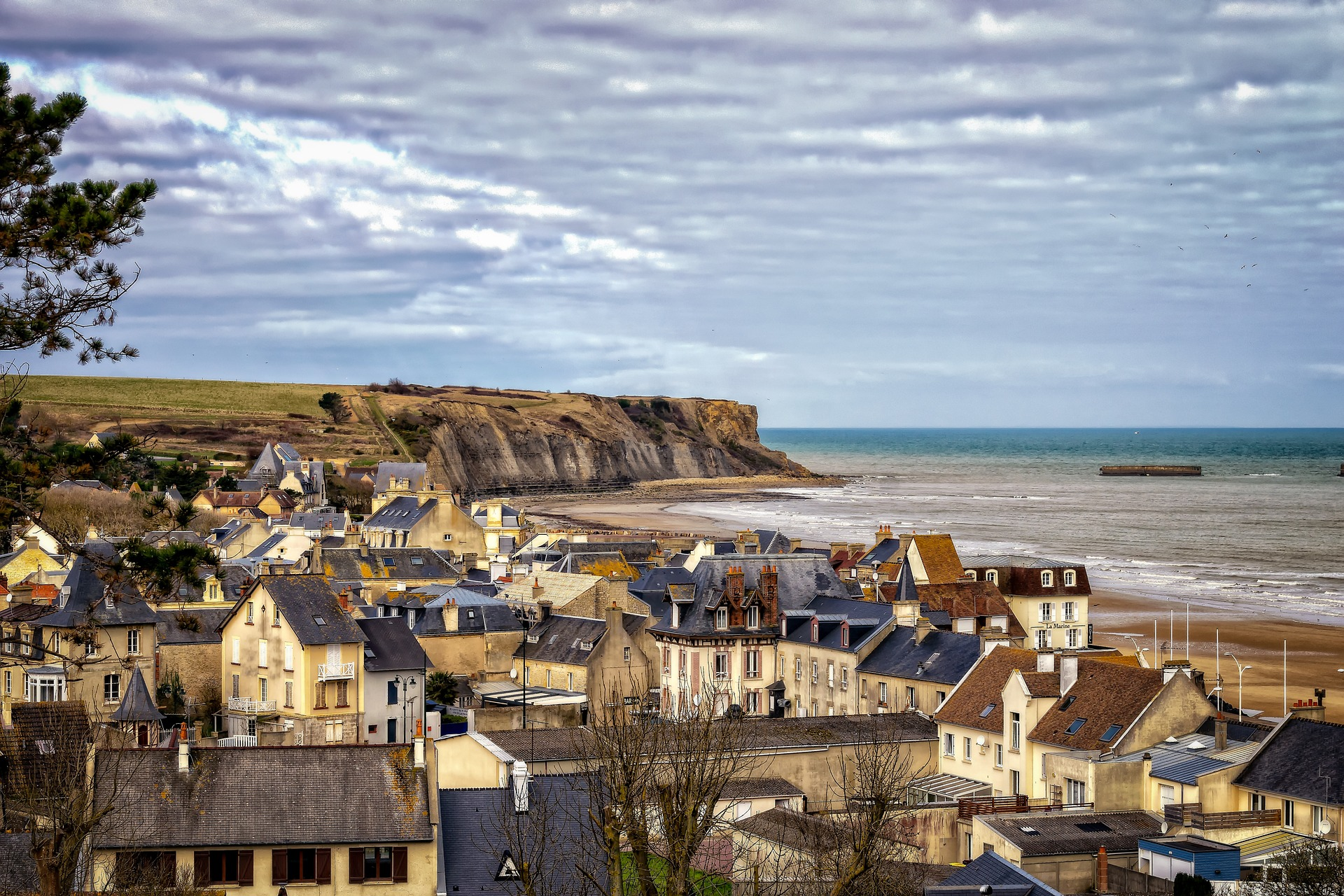 Normandy Landing beaches tour