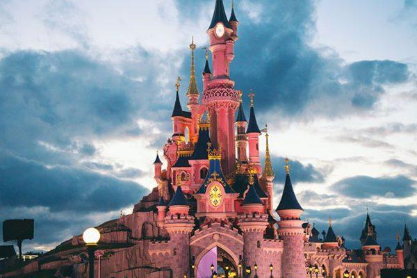Disneyland transfer