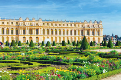 Versailles chateau & Giverny