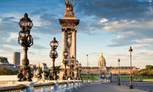 Group Paris tour